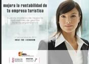 Mejora la rentabilidad de tu empresa turística, el 17 de octubre en Benidorm